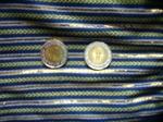 2008年8月ツタンカーメン黄金のマスクのコイン 004.jpg