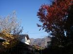 北斎館より眺める小布施の街2010年11月19-21日小諸・小布施 057.jpg