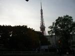 東京タワーと紅葉2010年11月空・サイクリング 135.jpg