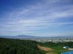 砺波ロイヤルホテルからの眺め2010年8月おわら風の盆前夜祭・高山 040.jpg