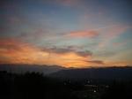 甲斐路の夕焼け2010年8月おわら風の盆前夜祭・高山099.jpg